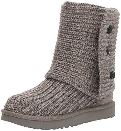 UGG Australie Bottes pour femmes Classic Cardy Grey Wool Boots 37 EU