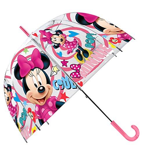 Parapluie Minnie Kids Classic, 70 cm, Rose