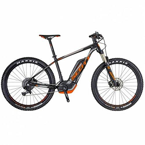 Scott e-Scale 740, couleur noir, taille moyenne