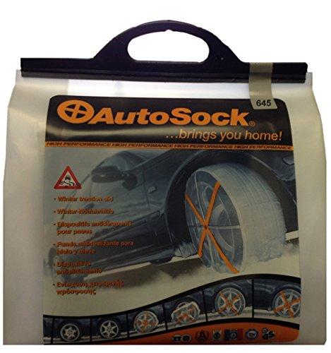 AUTOSOCK HP 645 E - Chaînes neige textile (2 unités)