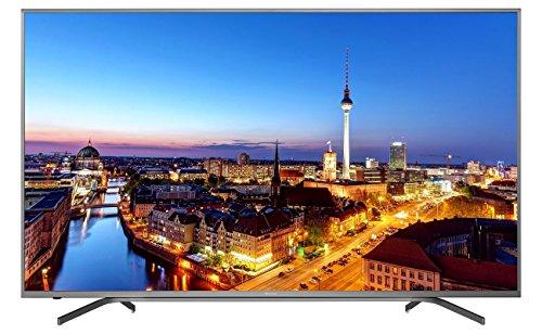 Hisense H70NU9700 70' ULED 4K Ultra HD Premium Modèle Premium 2017 TV, cadre métallique gris foncé