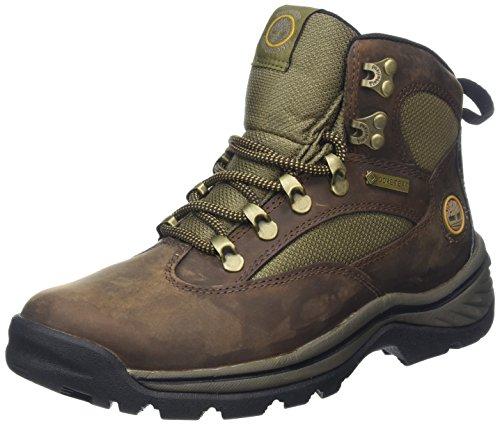 Timberland Chocorua Trail Goretex Imperméable à l'eau - Chaussures de randonnée en cuir nubuck pour femme, marron, 37