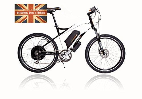 Cyclotricité électrique, Stealth 500 W 15 Ah 15 Ah 17', ions lithium Moteur électrique de bicyclette, E-Bike, puissance de bicyclette