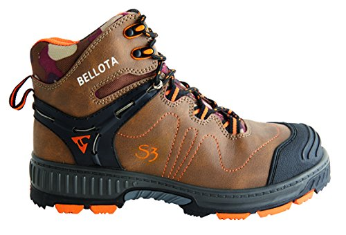 Bellota 72217M-43 Camu Brown Boot S3, Taille 43