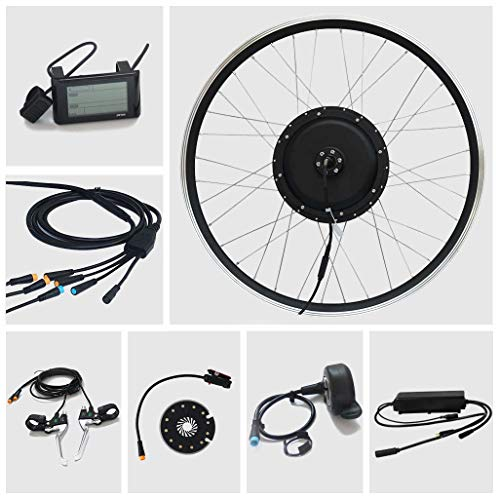 TZIPower Electric Bicycle Conversion Set, 27.5