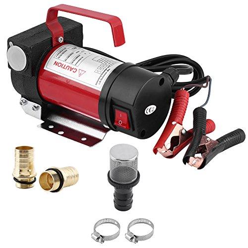 Pompe d'extraction d'huile Zerone, pompe à huile de voiture et pompe portable diesel, pompe à huile diesel 12V 160W