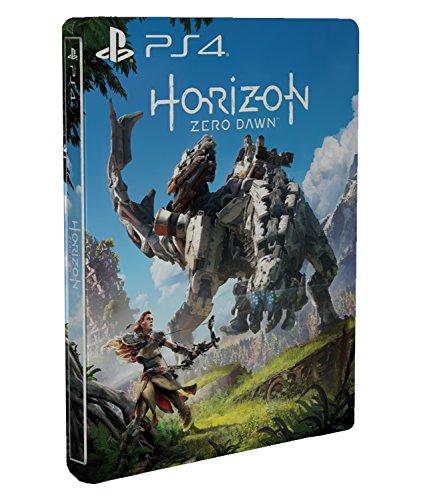 Horizon : Zero Dawn - Steelbook (exkl. bei Amazon.de) - (enthält kein Game) (importation allemande)