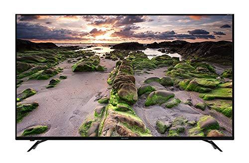 Sharp LC-60UI9362E - 60' Smart TV Slim UHD (résolution 3840 x 2160, HDR+, son Harman/kardon, 3X HDMI, 3X USB, Active Motion 800) couleur noire