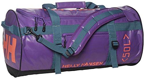 Helly Hansen HH Classic Duffel, Sac de sport, violet (coup de soleil violet), 50 litres