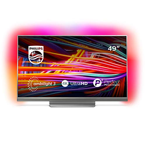 TV PHILIPS 49' 49PUS8503 SUHD NANOCELL P5 AMBILIGHT ANDROID