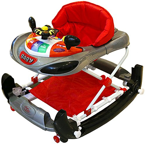 Bébé Style 2en1 Baby Walker Racing Car + Hamac