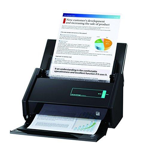 Fujitsu SCANSNAP-IX500 - Scanner de documents (Laser) Couleur Noir