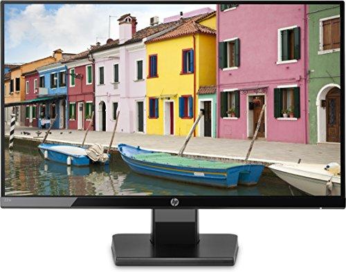 HP 22w - Moniteur de PC de bureau 22' (FHD, 1920 x 1080 pixels, temps de réponse 5ms, 1 x HDMI, 1 x VGA, 16:9),Noir