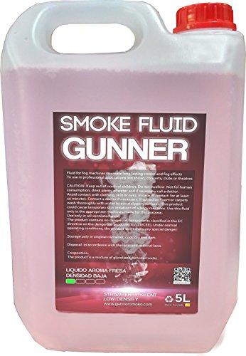 Fumée/Faible densité d'arôme de fraise et de fumée