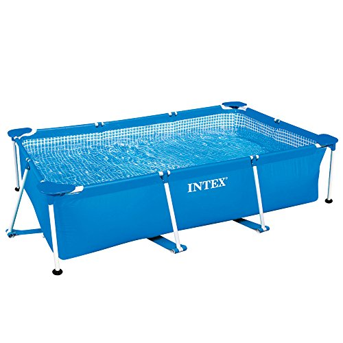 Intex 28271NP Small Frame - Piscine amovible, 260 x 160 x 65 cm, 2.282 litres