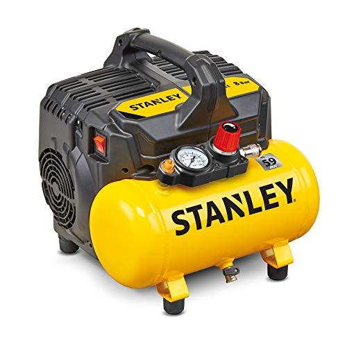 Stanley DST 100/8/6 - Compresseur silencieux (59 dB)