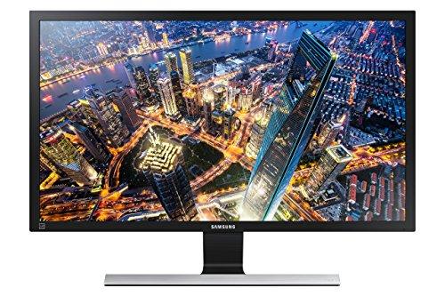 Samsung U28E590D - 28' (3840 x 2160 pixels, LED, 4K Ultra HD, TN, 3840 x 2160, 1000:1), Noir et gris Moniteur PC de bureau