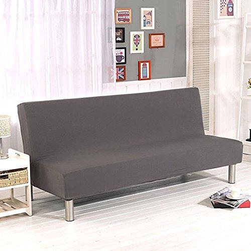 Housse de canapé Surenhap Lit extensible, pliable, tout compris et pliable sans accoudoirs