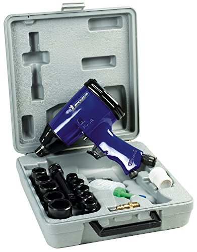 Michelin CA-671085000000 - Jeu de clés à chocs (chrome vanadium) 260 lt. min. - Couple de serrage maxi. 350 Nm.