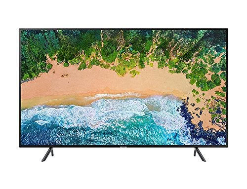 Samsung UE55NU7172 55' 4K Ultra HD Smart TV Wi-Fi noir TV Wi-Fi noir TV LED - TV LED (139,7 cm (55'), 3840 x 2160 pixels, LED, Smart TV, Wi-Fi, Noir)