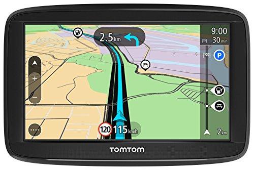TomTom Start 52 - Car Navigator, 5 pouces, cartes de l'UE pour la vie et affichage résistif
