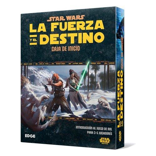 Fantasy Flight Games Star Wars : Strength and Destiny - Starter Box, Board Game (Edge Entertainment EDGSWF01)