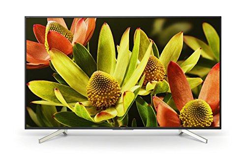 Sony KD-60XF8305 - Téléviseur LED 4K HDR 60' 4K avec TV Android (Motionflow XR 800 Hz, processeur HDR 4K X1, écran TRILUMINOS, Wi-Fi), noir