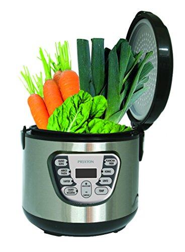 PRIXTON Robot de cuisine programmable multifonction 5L 900W