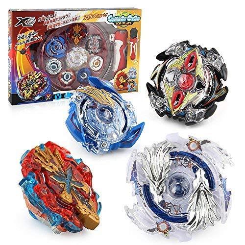 Ensemble de poignées en métal OBEST avec Arena Fusion 4D Base 4D Gyro Fight Master Box