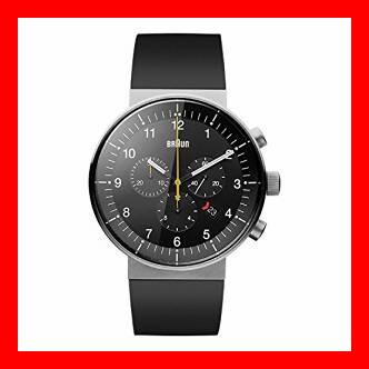 reloj para hombre Braun BN0095BKSLDKG