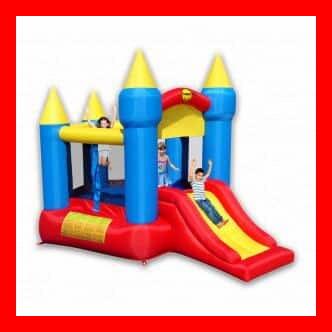 Los mejores castillos hinchables para niños