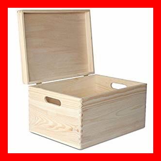 Las mejores cajas de madera para decorar