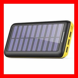 Los mejores cargadores portátiles de batería solar