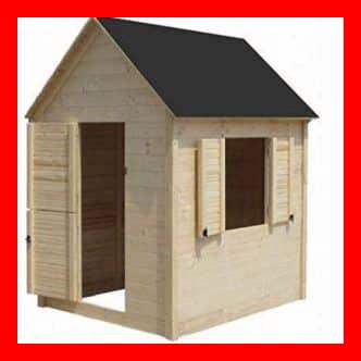Las mejores casitas infantiles de madera