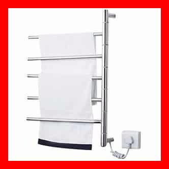 Los mejores toalleros eléctricos para baño