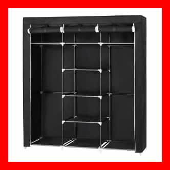 Los mejores armarios abiertos sin puertas