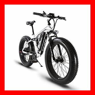 Las mejores bicicletas eléctricas de 1000W