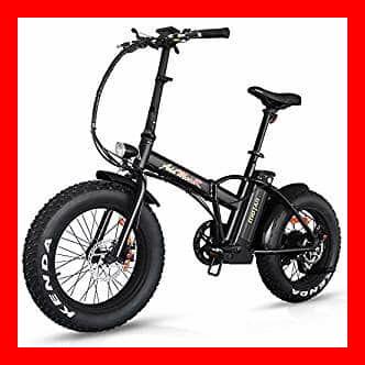 Las mejores bicicletas eléctricas de 500W