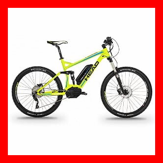 Las mejores bicicletas eléctricas con doble suspensión