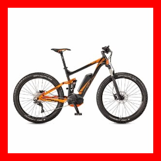Las mejores bicicletas eléctricas KTM