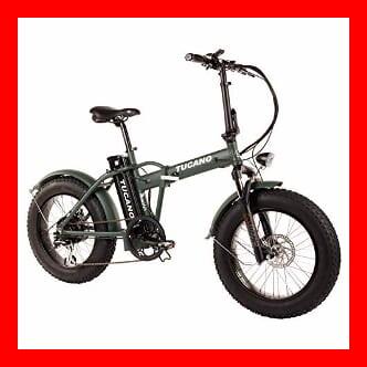 Las mejores bicicletas eléctricas Tucano