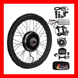 Los mejores kits para bicicleta eléctrica de 1000W