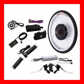 Los mejores kits para bicicleta eléctrica de 500W