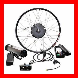 Los mejores kits para bicicleta eléctrica con batería