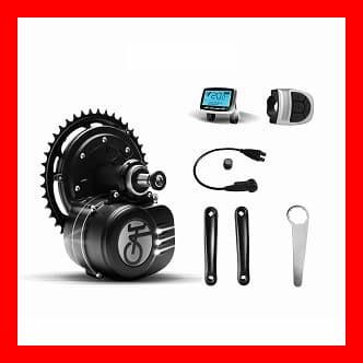 Los mejores kits para bicicleta eléctrica con motor central