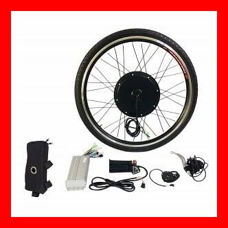Los mejores kits de conversión para bicicleta eléctrica
