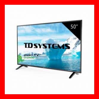 Los mejores televisores TD Systems