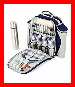 Las mejores mochilas para picnic