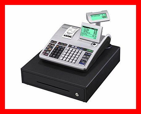 acheter le meilleur Casio SE S400MB SR SR GDPdU caisse enregistreuse