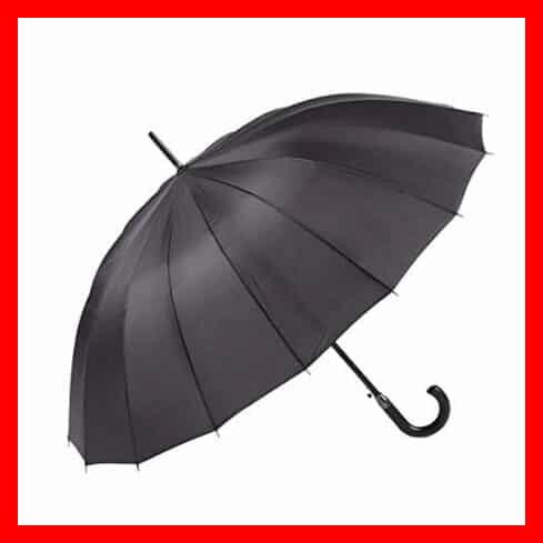 Los mejores paraguas grandes